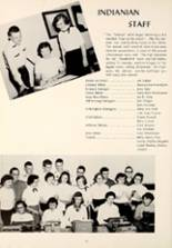 1957 Montpelier Community High School Yearbook Page 26 & 27