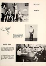 1957 Montpelier Community High School Yearbook Page 28 & 29
