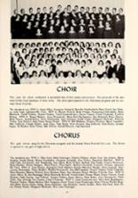 1957 Montpelier Community High School Yearbook Page 42 & 43