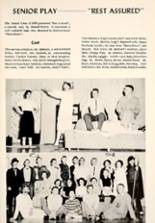 1957 Montpelier Community High School Yearbook Page 44 & 45