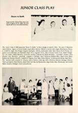 1957 Montpelier Community High School Yearbook Page 46 & 47