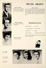 1957 Montpelier Community High School Yearbook Page 50 & 51