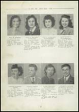 1948 Central High School Yearbook Page 26 & 27