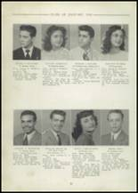 1948 Central High School Yearbook Page 30 & 31