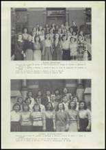 1948 Central High School Yearbook Page 58 & 59