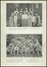 1948 Central High School Yearbook Page 60 & 61