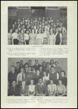 1948 Central High School Yearbook Page 62 & 63