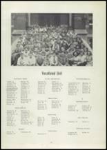 1948 Central High School Yearbook Page 64 & 65