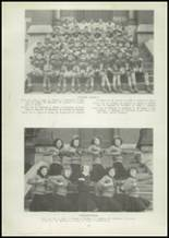 1948 Central High School Yearbook Page 70 & 71