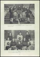 1948 Central High School Yearbook Page 72 & 73