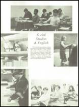 1969 Albion High School Yearbook Page 16 & 17