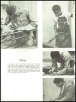 1969 Albion High School Yearbook Page 20 & 21