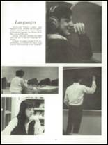 1969 Albion High School Yearbook Page 24 & 25