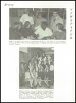 1969 Albion High School Yearbook Page 30 & 31