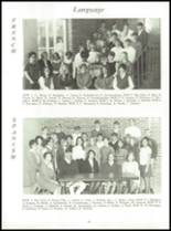 1969 Albion High School Yearbook Page 34 & 35