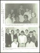 1969 Albion High School Yearbook Page 36 & 37