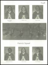 1969 Albion High School Yearbook Page 42 & 43