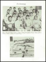 1969 Albion High School Yearbook Page 54 & 55