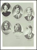 1969 Albion High School Yearbook Page 72 & 73