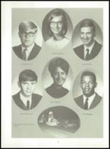 1969 Albion High School Yearbook Page 74 & 75