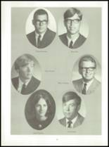 1969 Albion High School Yearbook Page 78 & 79