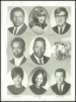 1969 Albion High School Yearbook Page 82 & 83