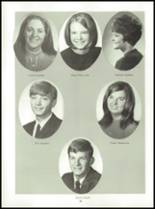 1969 Albion High School Yearbook Page 84 & 85