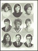 1969 Albion High School Yearbook Page 86 & 87