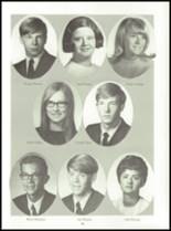 1969 Albion High School Yearbook Page 88 & 89
