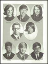 1969 Albion High School Yearbook Page 90 & 91