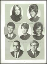 1969 Albion High School Yearbook Page 92 & 93