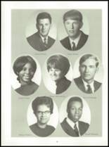 1969 Albion High School Yearbook Page 96 & 97