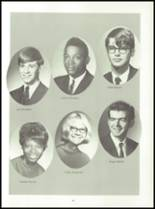 1969 Albion High School Yearbook Page 98 & 99
