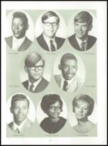 1969 Albion High School Yearbook Page 100 & 101