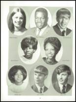 1969 Albion High School Yearbook Page 102 & 103