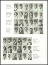 1969 Albion High School Yearbook Page 104 & 105
