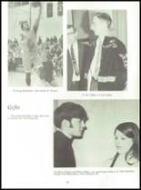 1969 Albion High School Yearbook Page 110 & 111