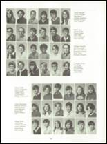 1969 Albion High School Yearbook Page 112 & 113