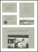 1969 Albion High School Yearbook Page 132 & 133
