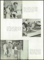 1961 Princeton High School Yearbook Page 10 & 11