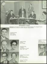 1961 Princeton High School Yearbook Page 16 & 17