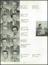 1961 Princeton High School Yearbook Page 18 & 19