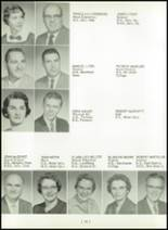 1961 Princeton High School Yearbook Page 20 & 21