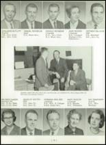 1961 Princeton High School Yearbook Page 22 & 23
