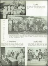 1961 Princeton High School Yearbook Page 24 & 25