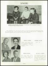 1961 Princeton High School Yearbook Page 26 & 27