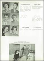 1961 Princeton High School Yearbook Page 28 & 29