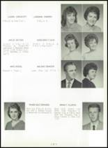 1961 Princeton High School Yearbook Page 30 & 31