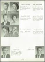 1961 Princeton High School Yearbook Page 34 & 35