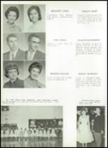 1961 Princeton High School Yearbook Page 36 & 37
